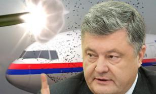 """Порошенко не поверил в украинскую ракету, сбившую малайзийский """"Боинг"""""""