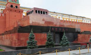 Ленина предложили заменить в мавзолее резиновой куклой