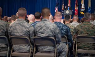 Трамп: США стоит наводить порядок у себя, а не во всем мире