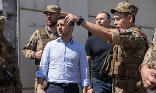 Украинский телеведущий допустил военный переворот на Украине