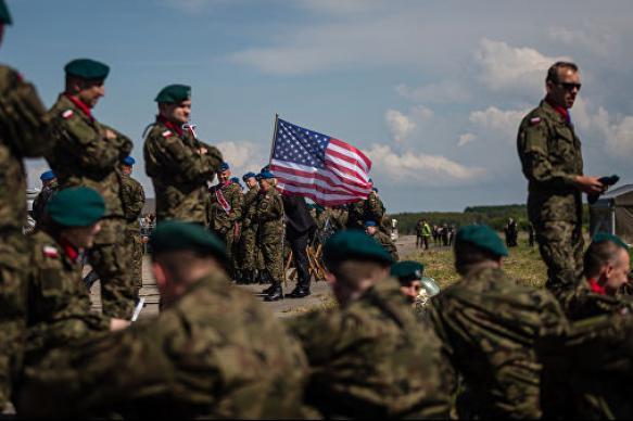 Глава МИД Польши надеется напугать Россию американскими военными