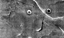 """""""Лицо Марса"""" оказалось на фотографии, опубликованной NASA"""