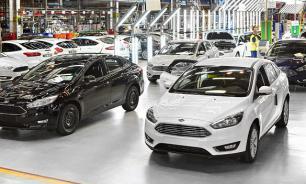 В России закрываются заводы Ford