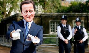 Коррупция в Нигерии и Афганистане нужна Лондону