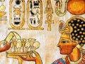 Железо египтянам доставляли метеориты