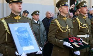 В США открыли памятник обвиняемому в участии в Холокосте литовцу