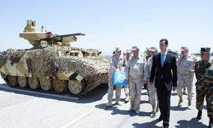 Башар Асад побывал на базе российских ВКС в Хмеймиме