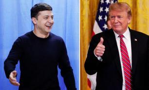 """Зеленский анонсировал """"предметную"""" и """"мощную"""" встречу с Трампом"""