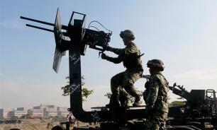 США готовит военный удар по Филиппинам