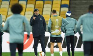 """Тренер """"Челси"""" назвал """"катастрофой"""" поле на стадионе в Киеве"""
