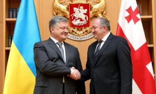 Невероятные приключения украинцев в Грузии