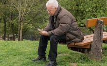 Медики вычислили норму шагов в день для здоровья пожилых