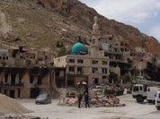 Маалюля, Сирия: Пасха под пулями варваров