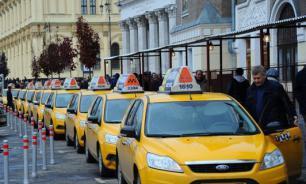 Левада-центр: треть россиян стала чаще ездить на такси