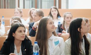 """1 сентября в  школах России стартует """"Российское движение школьников"""""""