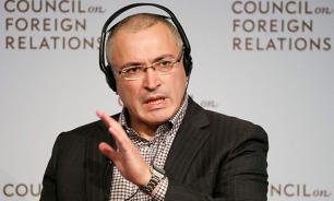 "Ходорковский ""даровал"" Крым крымчанам"