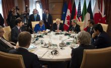 G7 - всё: как фрик Трамп преображает мир