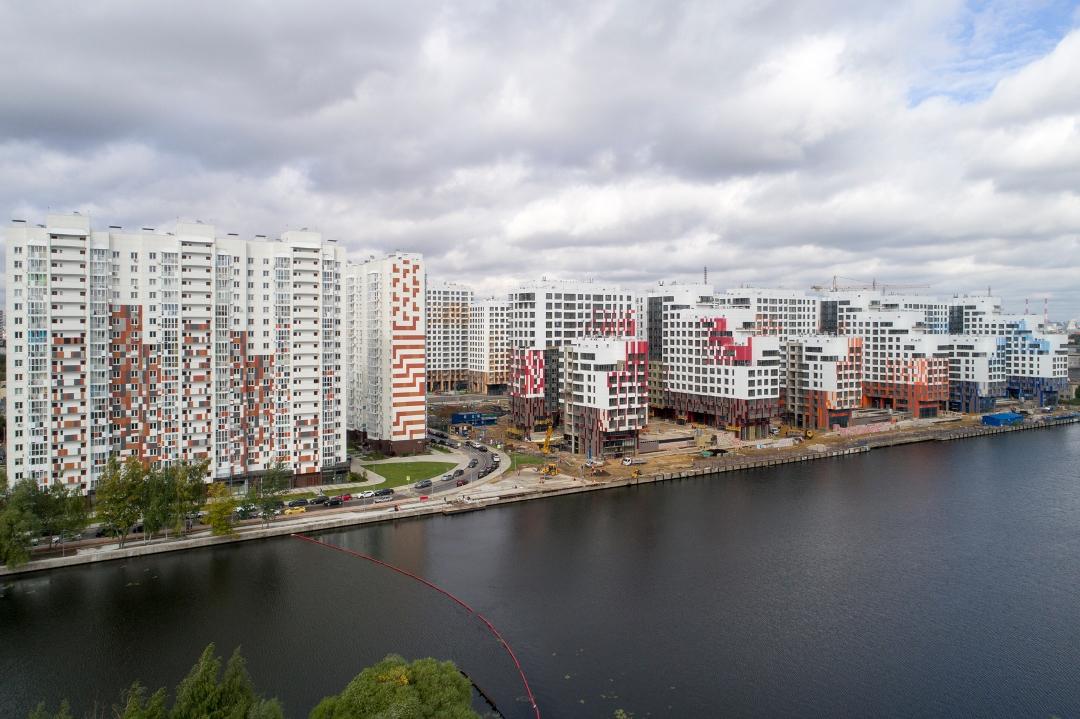 Количество мультиформатных ЖК в Москве увеличилось вдвое за два года