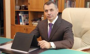 Крым готов при необходимости подтвердить свой выбор в пользу России - спикер Госовета республики