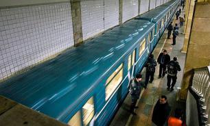 """""""Географический"""" поезд появился в московском метро"""
