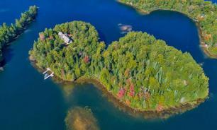 Частный остров выставлен на продажу в США