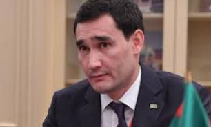 Президент Туркмении назначил губернатором своего сына