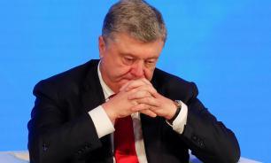 """Порошенко заявил о """"вирусе всепрощения России"""", охватившем Европу"""