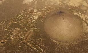 В Грузии раскопали древнее поселение с круглыми домами