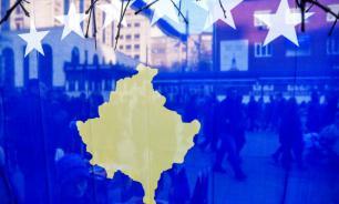 В ЕС предложили отменить визы с пытающимся покинуть Сербию Косовом