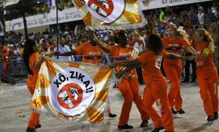 Вирус Зика отпугнул туристов от поездок в Бразилию