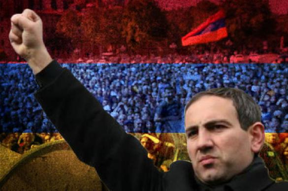 """В Армении сожалеют, что """"Северный поток-2"""" проходит вне ее территорий"""