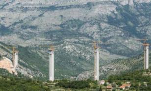 США и Китай схлестнулись в Черногории