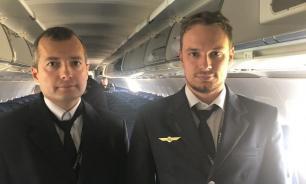 Второго пилота севшего на поле A321 выписали из больницы
