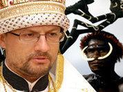 Священник РПЦ повез веру в Гвинею