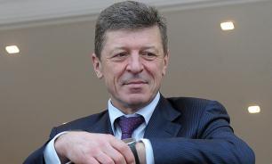 Вице-премьер Козак попытается удержать народ от бензиновых бунтов