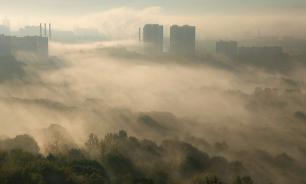 Красноярск оказался в тройке самых грязных городов мира