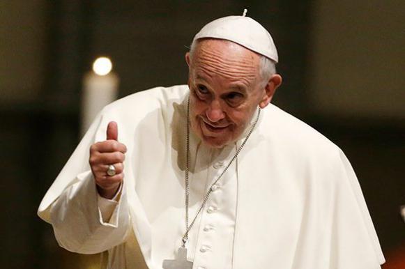 The Guardian: Папа Римский призвал Церковь отказаться от консерватизма