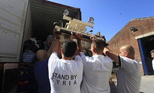 Франция отказалась от гуманитарной блокады Сирии