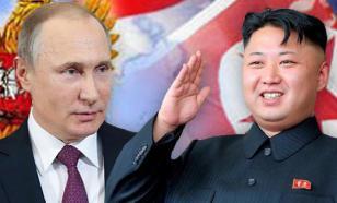 Путин все чаще созванивается с Ким Чен Ыном