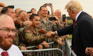 Ирак хочет попросить военную базу США на выход