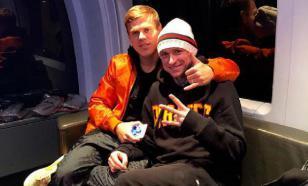 Кокорин и Мамаев хотели поставить водителя Соловчука на колени