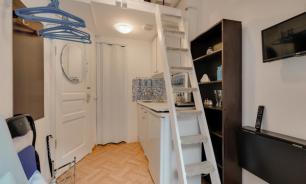 Москвичи скупают квартиры-студии в Петербурге