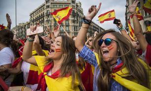 Сторонники отделения Каталонии выиграли испанские выборы