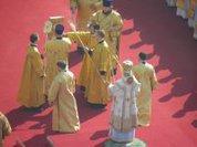 Луганчан поощрили за веру в Бога