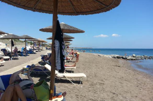 МИД Греции ждет более миллиона российских туристов в 2019 году