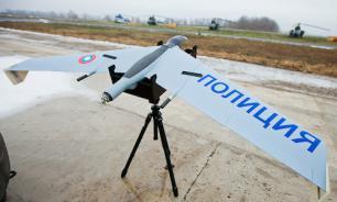 Силовики в России получат беспилотник с электрошокером и ослепляющим лазером
