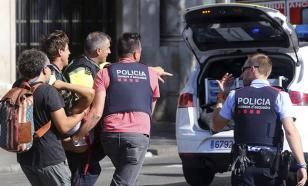 Теракт в Барселоне: полиция установила личность  водителя фургона