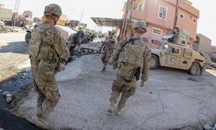 США создают военную базу в Сирии