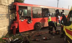 Один человек погиб и десятки пострадали в аварии с автобусом в Перми