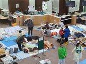 Число жертв японской трагедии продолжает расти
